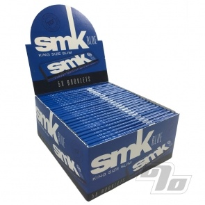 SMK Blue King Size Rolling Papers