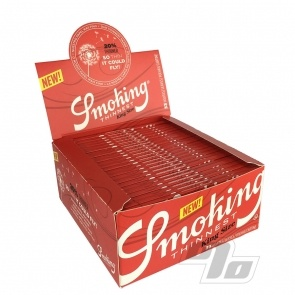 Smoking Thinnest King Size Rolling Papers