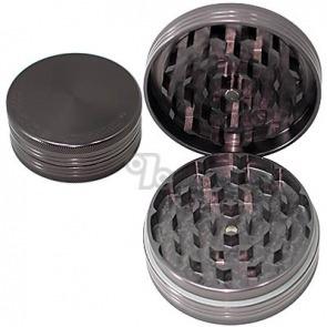 Medium Space Case Titanium Grinder with Magnet