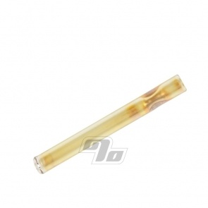 Straight Glass Cigarette Bat