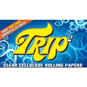 Trip Mini Transparent Rolling Papers