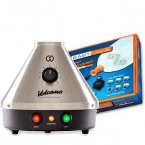 Volcano Vaporizer Classic with Easy Valve