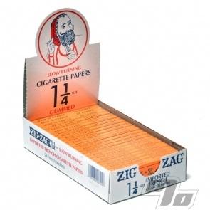 Zig Zag 1 1/4 Orange Rolling Papers