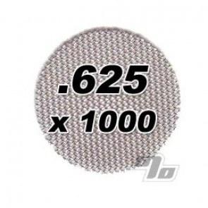 1000 .625 Steel Pipe Screens