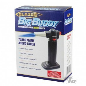 Blazer Big Buddy Torch Black Stainless