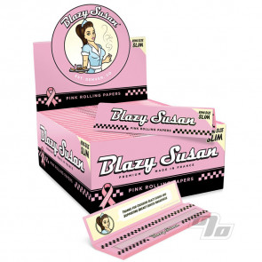 Blazy Susan KS Pink Rolling Papers