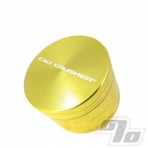 "Cali Crusher OG 4 Piece 2"" Herb Grinder Gold"
