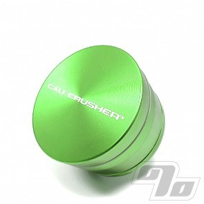 "Cali Crusher OG 4 Piece 2"" Herb Grinder Green"