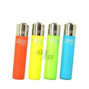 Clipper Mini Lighter Peach