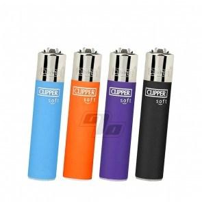 Clipper Mini Lighter - Soft Touch