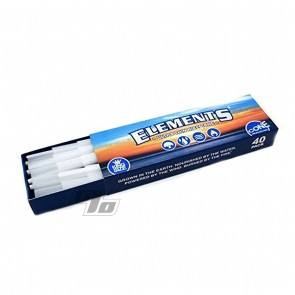 Elements King Size Pre-Rolled Cones 40 Pack