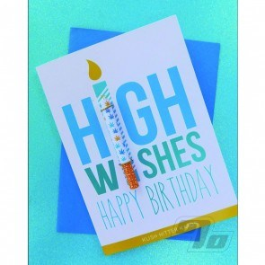 High Wishes Kush Hitter Birthday Kards