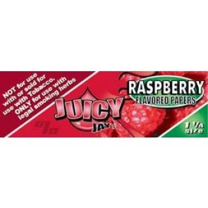 Juicy Jay's Raspberry Flavored Rolling Papers