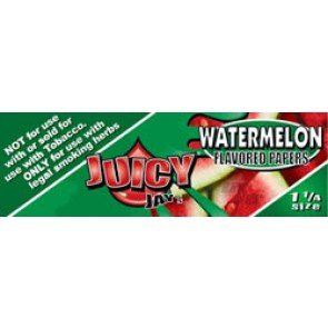 Juicy Jays Watermelon 1 1/4 Rolling Papers