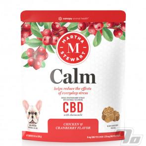 Martha Stewart CBD Calm Small/Medium Dog Chews