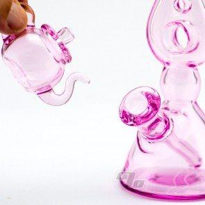 MTP Glass Terpot Dabber + Carb-Cap