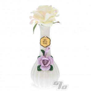 My Bud Vase Lilac Rose waterpipe