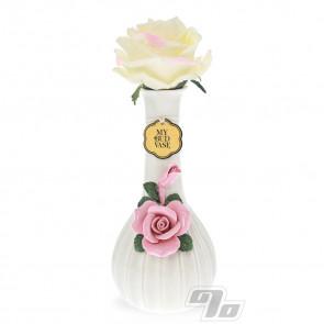 Pink Rose waterpipe from My Bud Vase