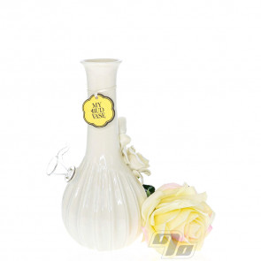 My Bud Vase Ivory Rose