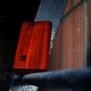 Paduak Wood Dugout