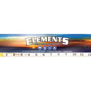 Elements HUGE 12in Rolling Papers