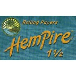 Hempire 1 1/2 Hemp Rolling Papers 2