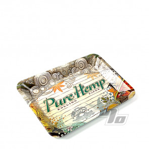 Pure Hemp Mini Rolling Tray