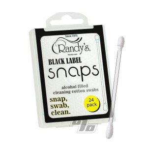 Randy's Snaps Alcohol Filled Cleaning Swabs