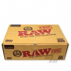 RAW SW Cones 70/30 960 Bulk Pack