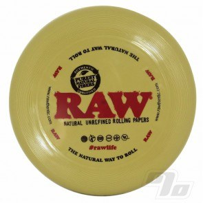 RAW Flying Disc and Rolling Tray