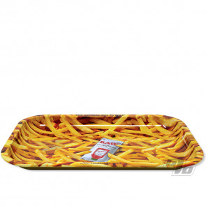 RAW French Fries Rolling Tray Small