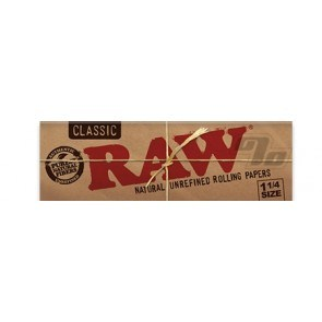 RAW Rolling Papers Natural 1 1/4