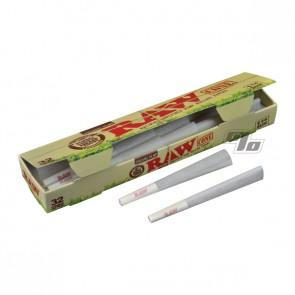 RAW 1 1/4 OG Hemp Cones 32 Pack
