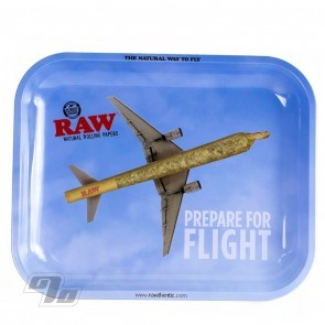 RAW Flying Rolling Tray