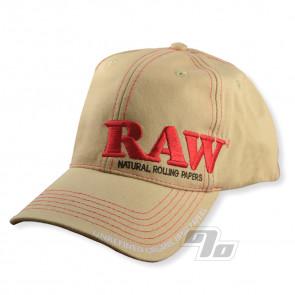 RAW Poker Hat in Tan