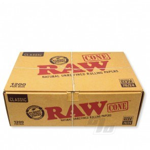 RAW SW Cones 70/24 1200 Bulk Pack