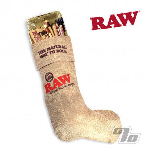 RAW Rolling Papers in a Stocking