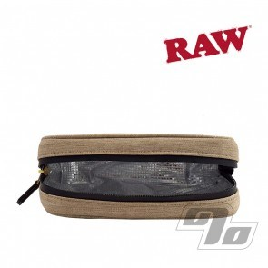 RAW Smell Proof Smokers Pouch Medium