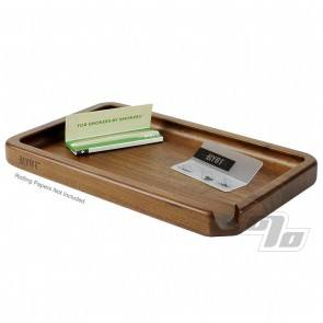 RYOT Walnut Wood Rolling Tray