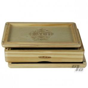 RYOT Solid Top Pollen Box 4x7 in Natural wood