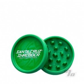 Santa Cruz Shredder Black Hemp Eco Grinder