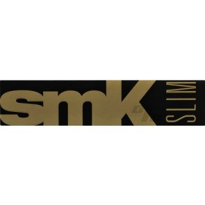SMK Gold Ultrathin KS Slim Rolling Papers from Smoking