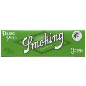 Smoking #8 Green Rolling Papers