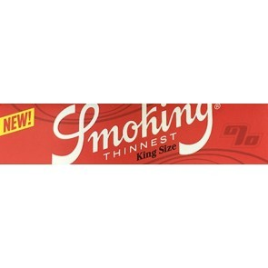 Smoking Thinnest Rolling Papers King Size