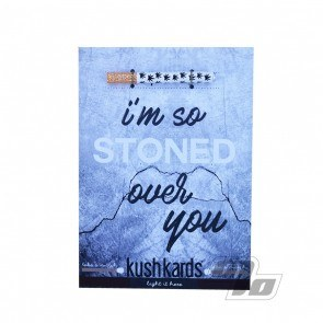 So Stoned Over You Kush Hitter Kards
