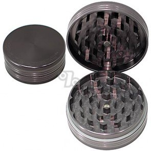 Medium Space Case Titanium Grinder with Magnet