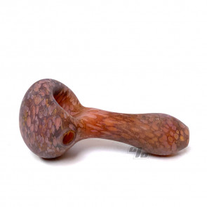 Stone Tech Spoon Pipe Red