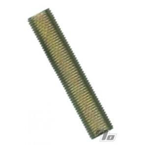 Threaded Nipple - Metal Pipe Part