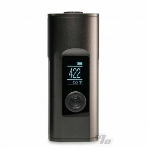 Solo 2 Vaporizer from Arizer in Carbon Black