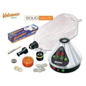 Volcano Vaporizer Digit w/Solid Valve